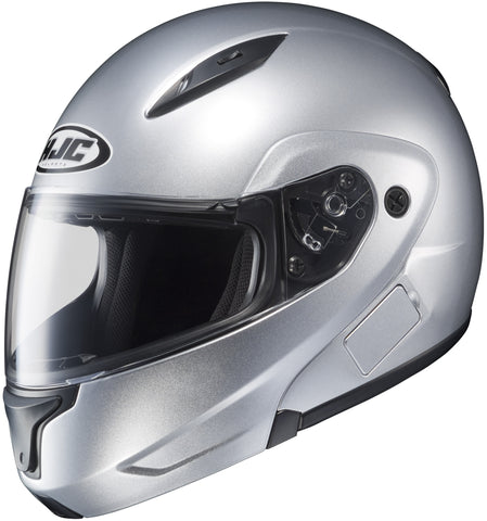 Hjc Cl-max 2 Modular Helmet Light Silver