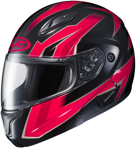 Hjc Cl-max 2 Ridge Mc-1 Modular Helmet Mc1