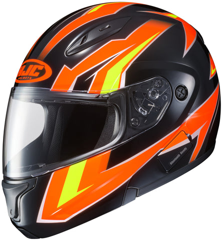 Hjc Cl-max 2 Ridge Mc-6 Modular Helmet Mc6