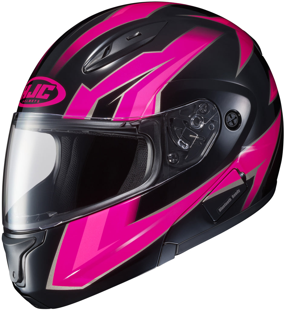 Hjc Cl-max 2 Ridge Mc-8 Modular Helmet Mc8