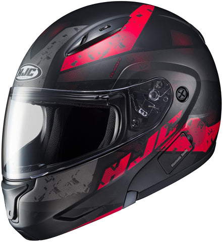 Hjc Cl-max 2 Friction Mc-1sf Modular Helmet