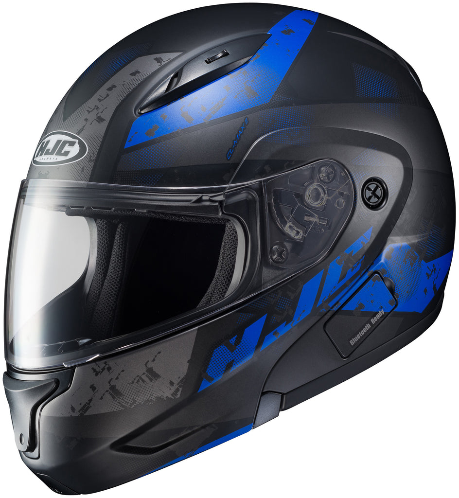 Hjc Cl-max 2 Friction Mc-2sf Modular Helmet