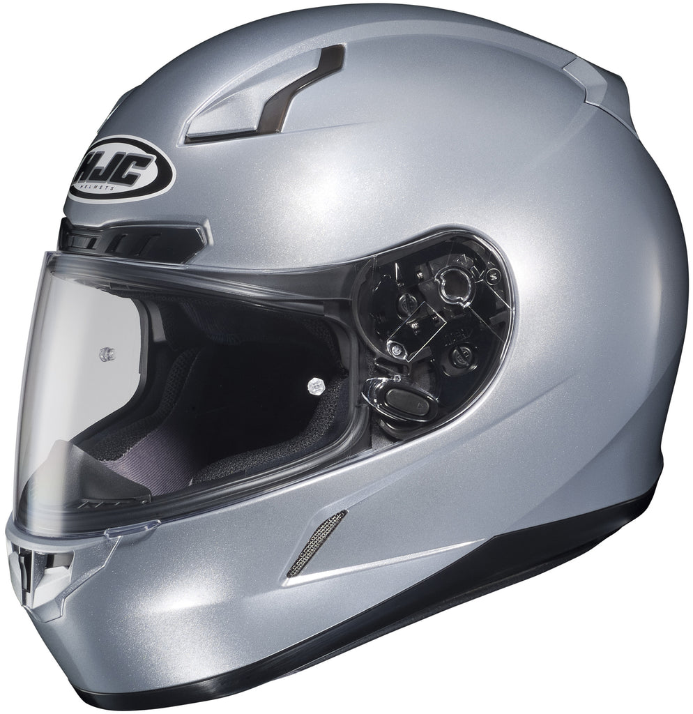 Hjc Cl-17+ Full Face Helmet Silver