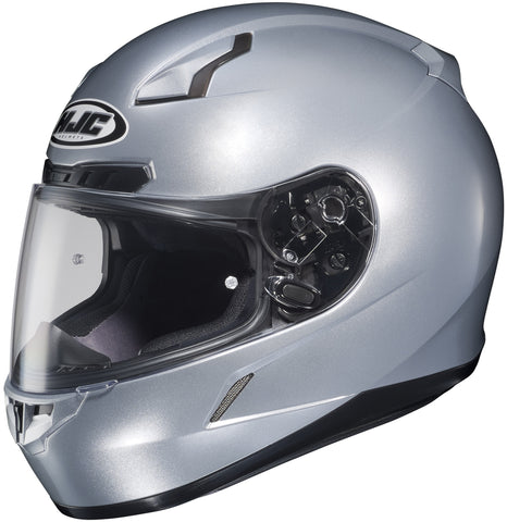 Hjc Cl-17 Full Face Helmet Silver