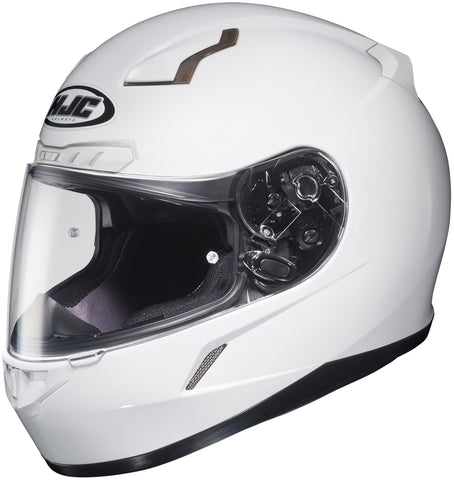 Hjc Cl-17 Full Face Helmet White