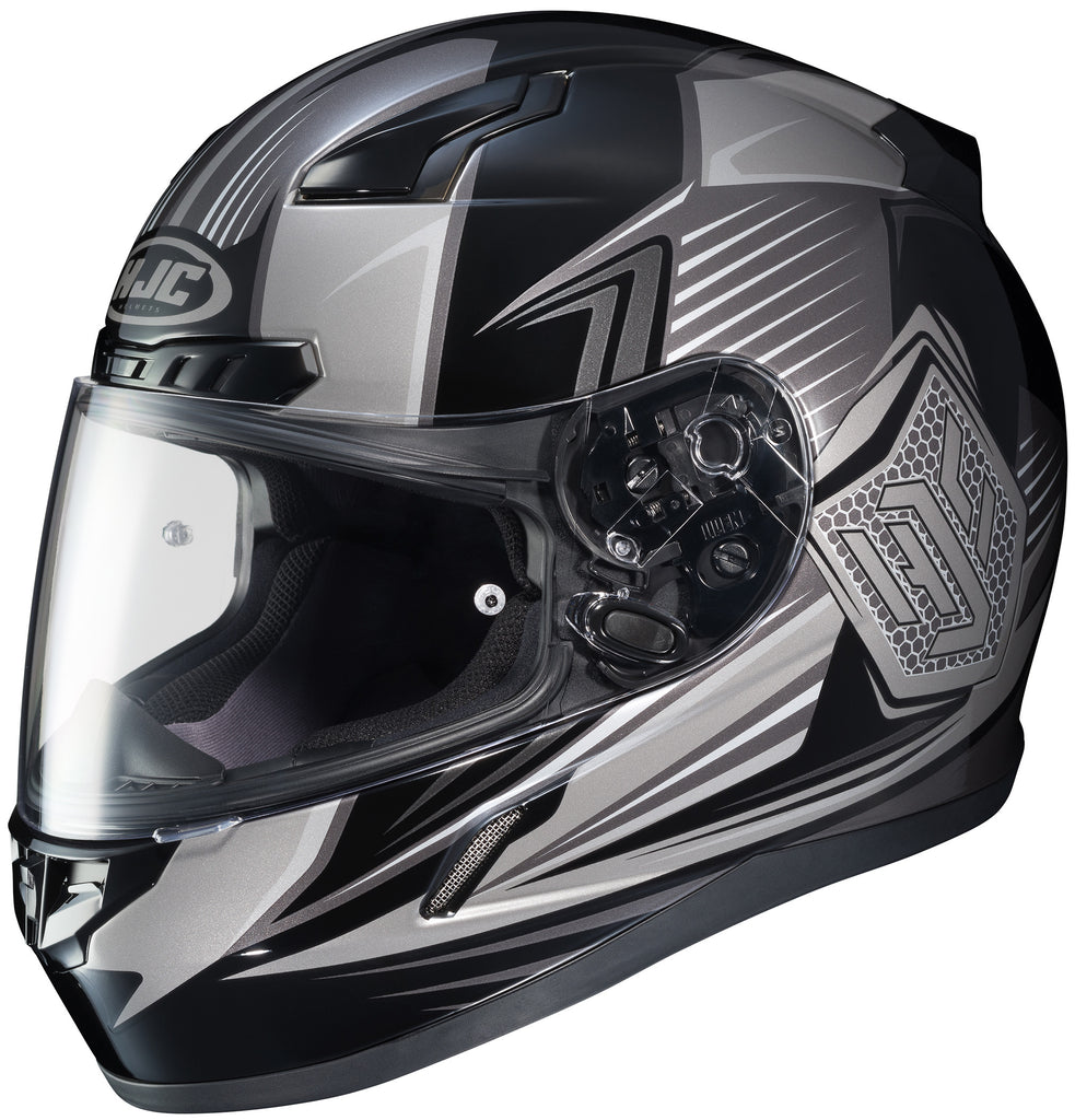 Hjc Cl-17+ Striker Mc-5 Full Face Helmet Mc5