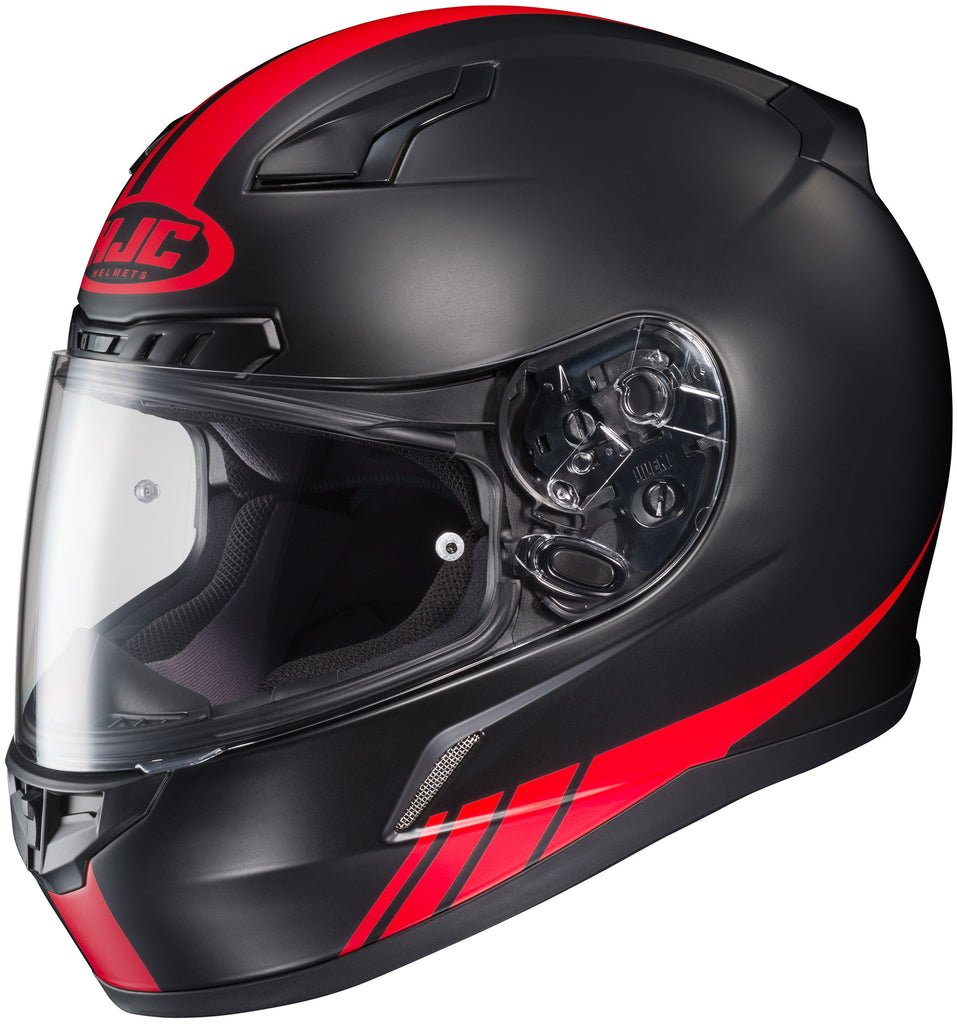 Hjc Cl-17 Streamline Mc-1f Full Face Helmet