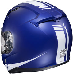 Hjc Cl-17 Streamline Mc-2f Full Face Helmet