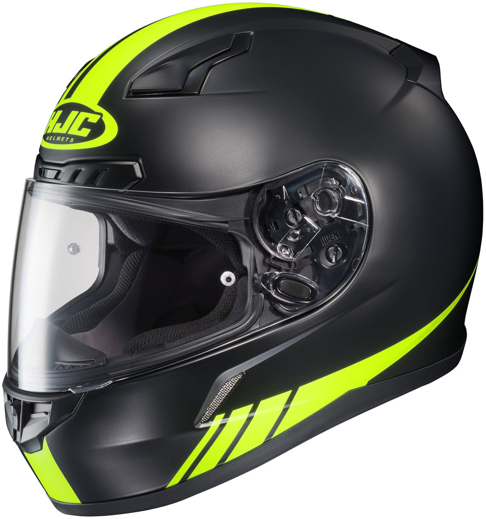 Hjc Cl-17 Streamline Mc-3hf Full Face Helmet