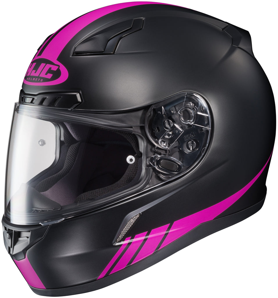 Hjc Cl-17 Streamline Mc-8f Full Face Helmet