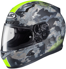 Hjc Cl-17 Void Mc-3hf Full Face Helmet