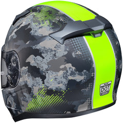 Hjc Cl-17+ Void Mc-3hf Full Face Helmet