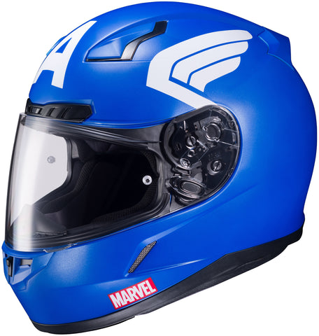 Hjc Cl-17 Captain America Full Face Helmet