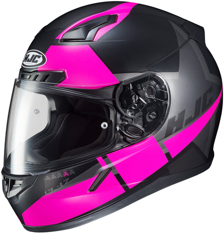 Hjc Cl-17 Boost Mc-8sf Full Face Helmet