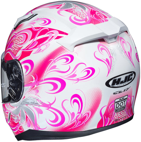 Hjc Cl-17 Cosmos Mc-8 Full Face Helmet Mc8