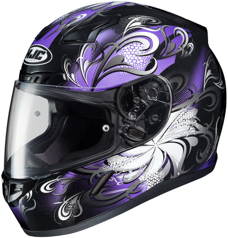 Hjc Cl-17 Cosmos Mc-11 Full Face Helmet Mc11