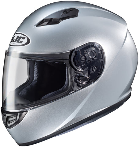 Hjc Cs-r3 Full Face Helmet Silver