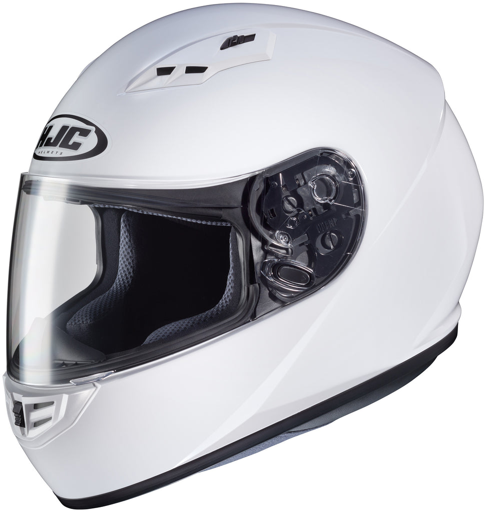 Hjc Cs-r3 Full Face Helmet White