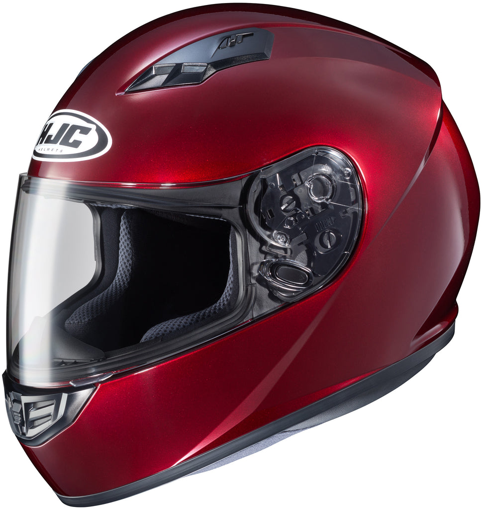 Hjc Cs-r3 Full Face Helmet Wine