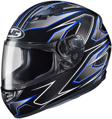 Hjc Cs-r3 Spike Mc-2 Full Face Helmet Mc2