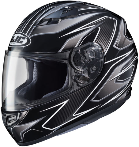 Hjc Cs-r3 Spike Mc-5 Full Face Helmet Mc5