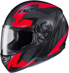 Hjc Cs-r3 Treague Mc-1f Full Face Helmet
