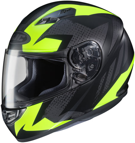 Hjc Cs-r3 Treague Mc-3hf Full Face Helmet