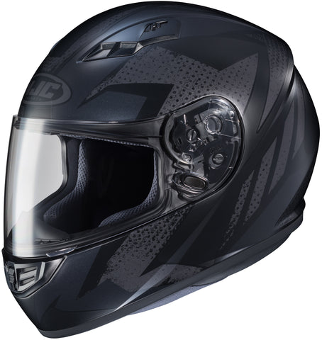 Hjc Cs-r3 Treague Mc-5f Full Face Helmet