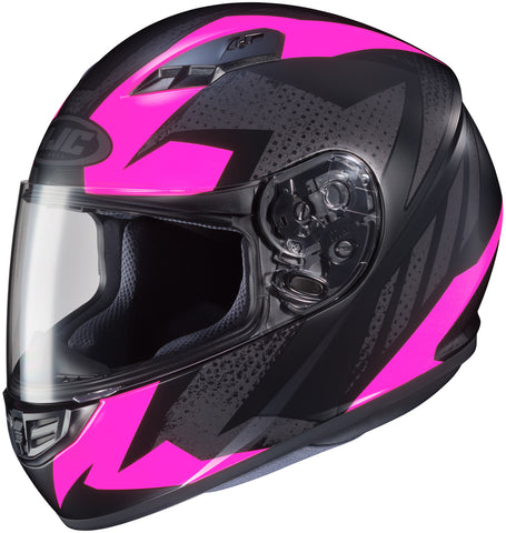 Hjc Cs-r3 Treague Mc-8f Full Face Helmet