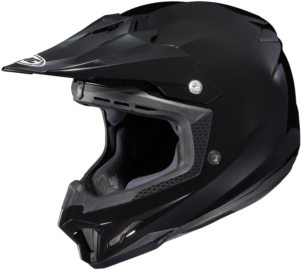 Hjc Cl-x7+ Off Road Helmet Black