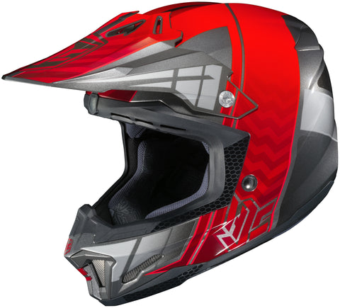 Hjc Cl-x7 Cross Up Mc-1 Off Road Helmet Mc1