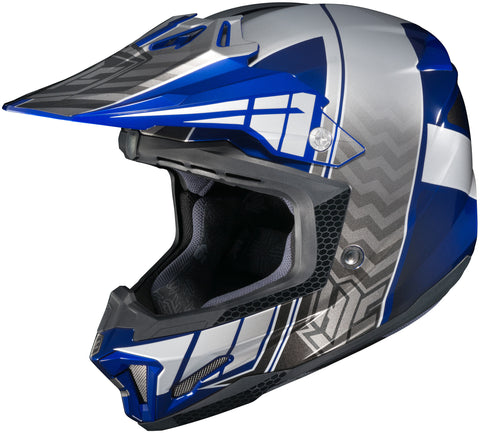 Hjc Cl-x7 Cross Up Mc-2 Off Road Helmet Mc2