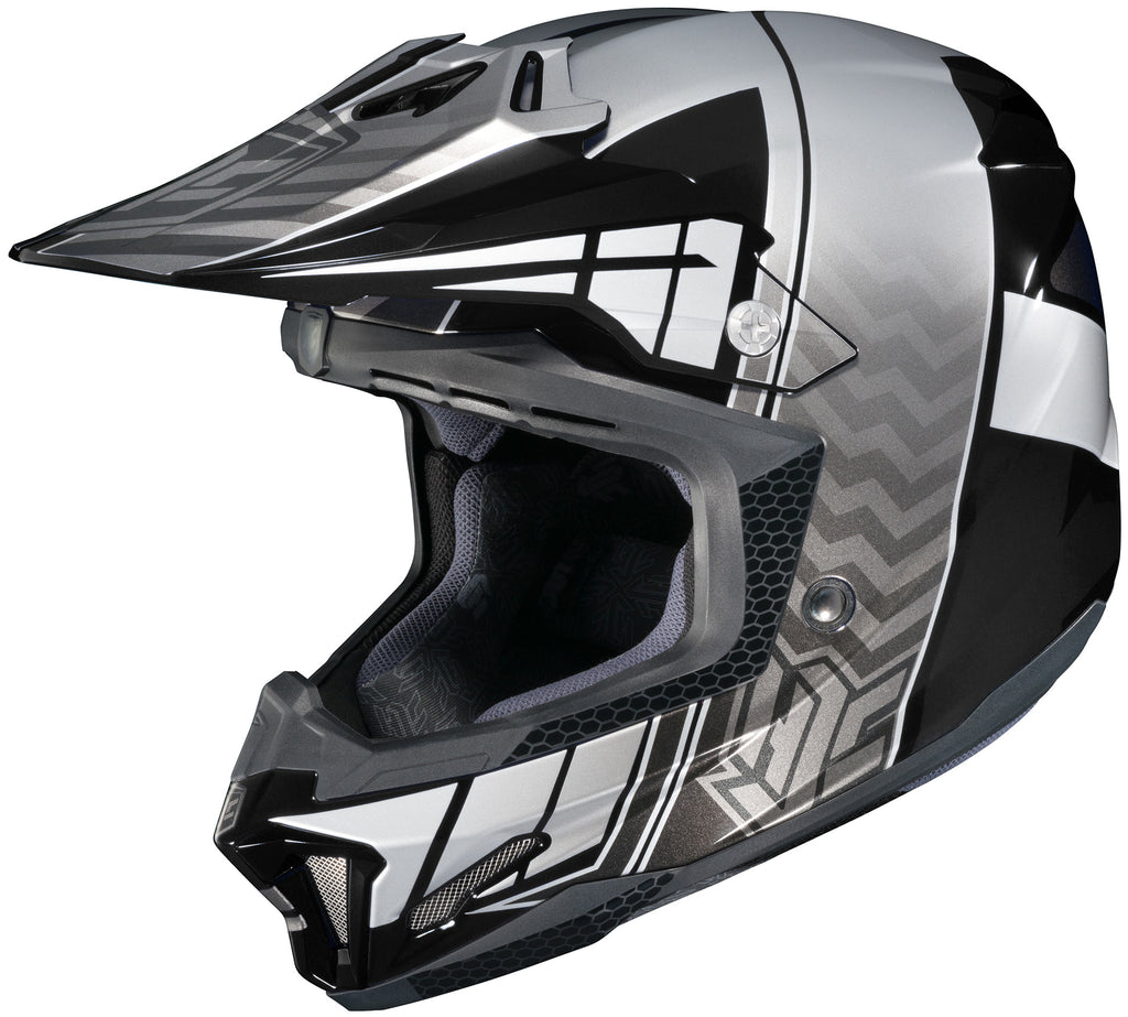 Hjc Cl-x7 Cross Up Mc-5 Off Road Helmet Mc5