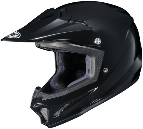 Hjc Cl-xy 2 Off Road Helmet Black