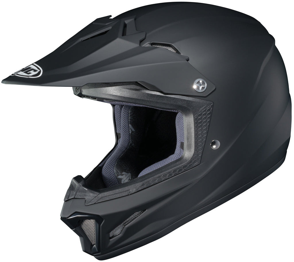 Hjc Cl-xy 2 Off Road Helmet Matte Black