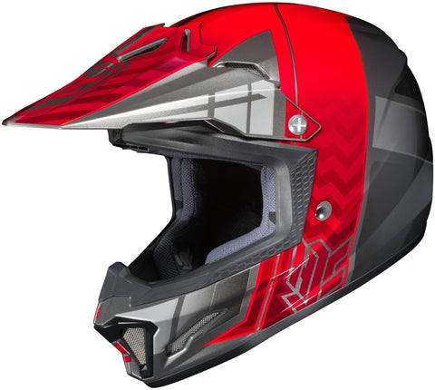 Hjc Cl-xy 2 Cross Up Mc-1 Off Road Helmet Mc1