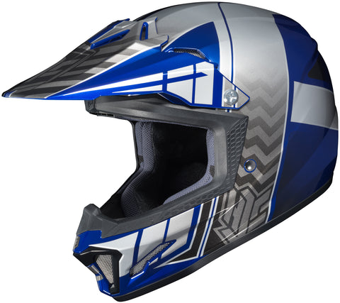 Hjc Cl-xy 2 Cross Up Mc-2 Off Road Helmet Mc2