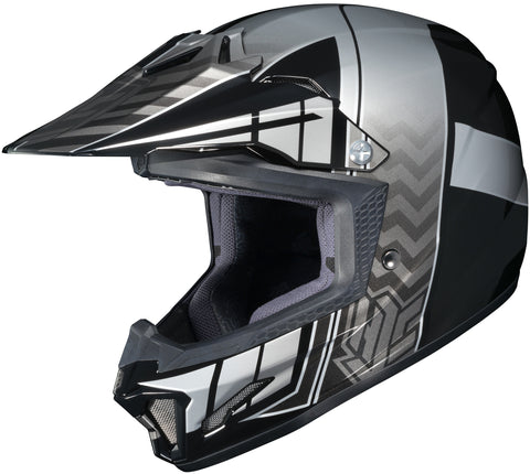 Hjc Cl-xy 2 Cross Up Mc-5 Off Road Helmet Mc5