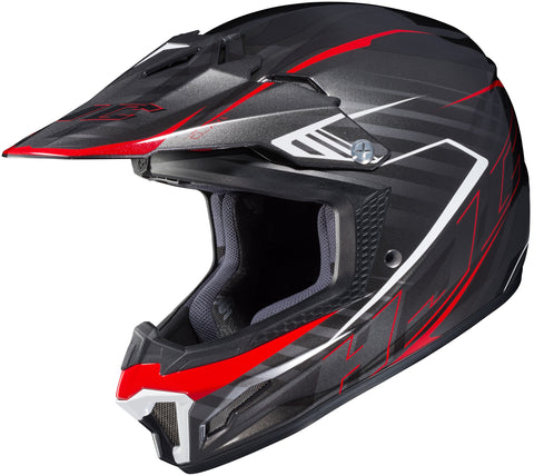 Hjc Cl-xy 2 Blaze Mc-1 Off Road Helmet Mc1
