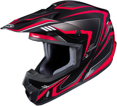 Hjc Cs-mx 2 Edge Mc-1 Off Road Helmet Mc1