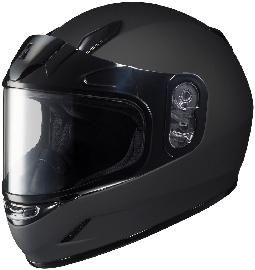 Hjc Cl-y Snow Full Face Helmet Matte Black