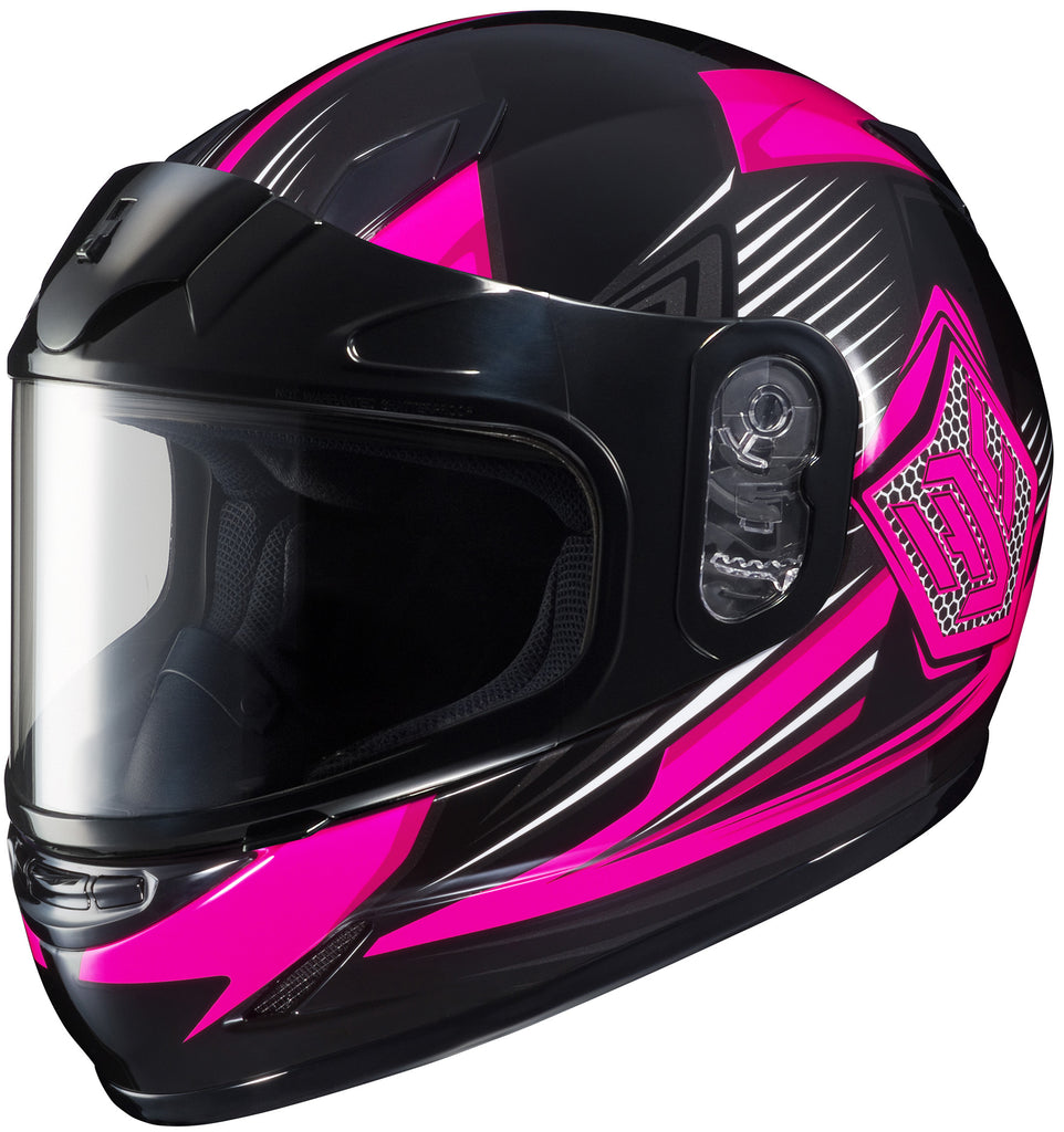 Hjc Cl-y Striker Sno Mc-8 Full Face Helmet Mc8