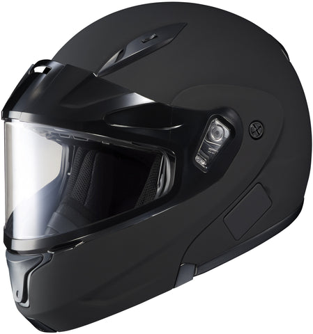 Hjc Cl-max 2 Snow Mt. Modular Helmet Black