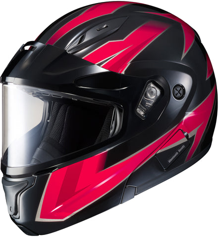 Hjc Cl-max 2 Ridge Sno Mc-1 Modular Helmet Mc1
