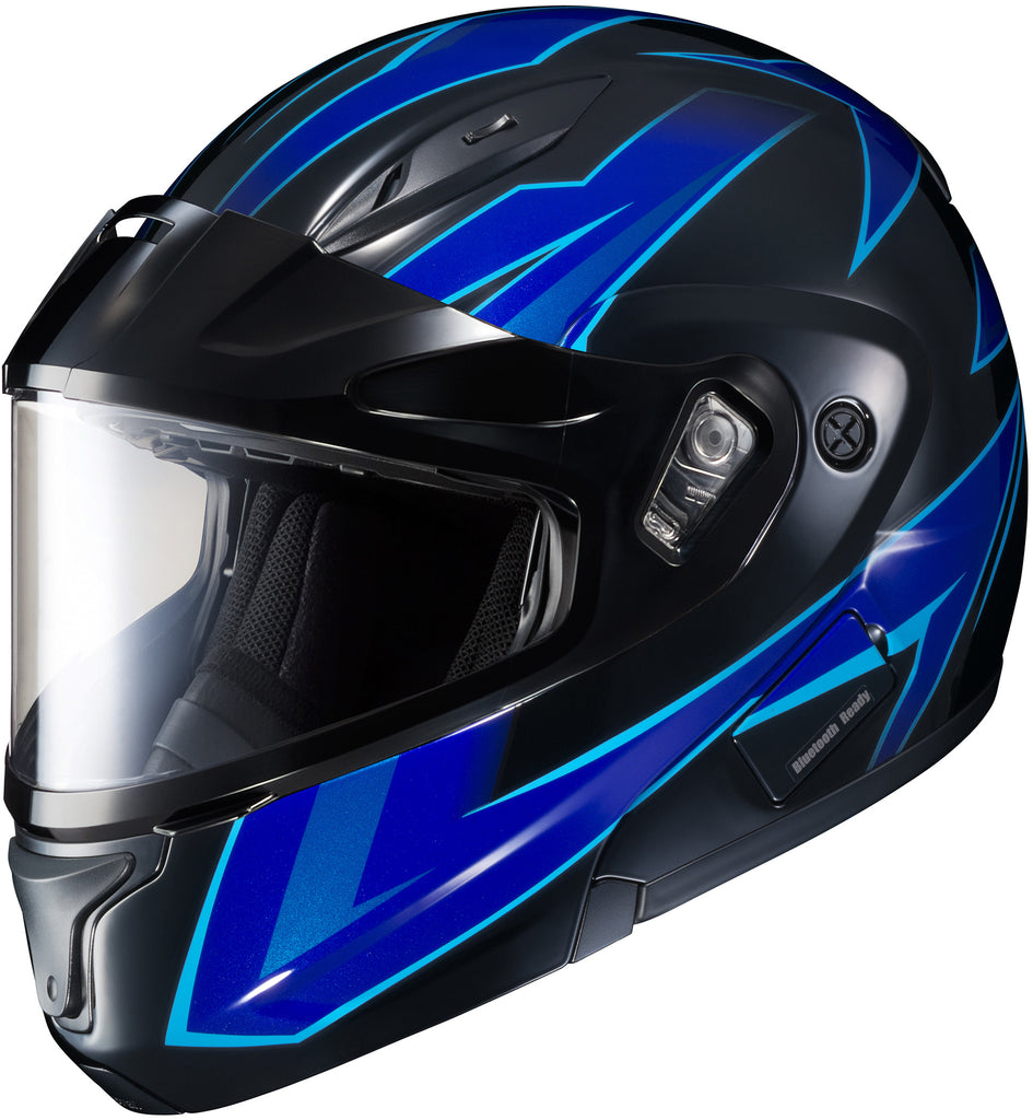 Hjc Cl-max 2 Ridge Sno Mc-2 Modular Helmet Mc2