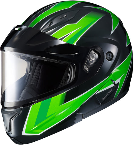 Hjc Cl-max 2 Ridge Sno Mc-4 Modular Helmet Mc4