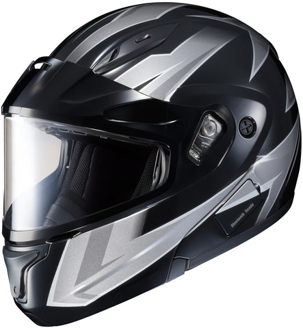 Hjc Cl-max 2 Ridge Sno Mc-5 Modular Helmet Mc5