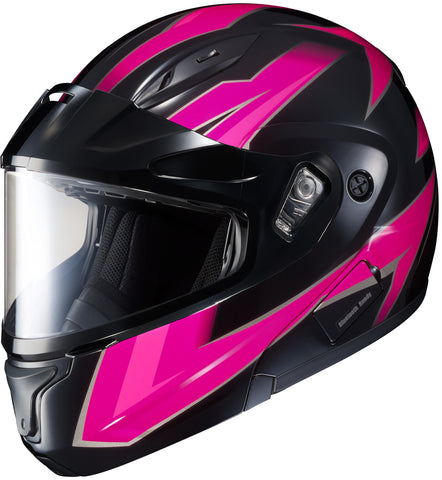 Hjc Cl-max 2 Ridge Sno Mc-8 Modular Helmet Mc8