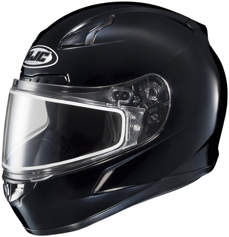 Hjc Cl-17 Full Face Helmet Black Snow