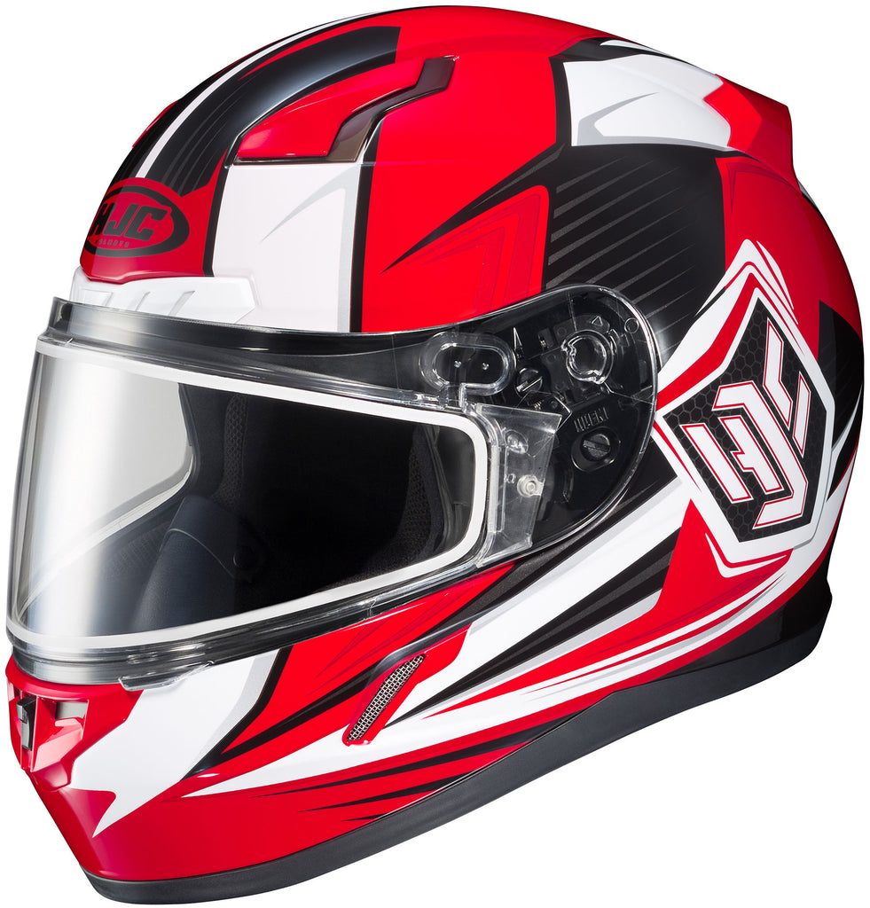 Hjc Cl-17 Striker Snw Mc-1 Full Face Helmet Mc1